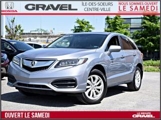 Used 2016 Acura RDX Tech Pack - Cuir for sale in Ile-des-Soeurs, QC