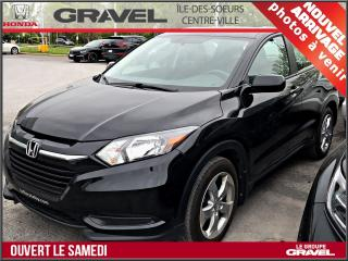 Used 2016 Honda HR-V Lx - Camera - Mags for sale in Ile-des-Soeurs, QC