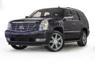 Used 2011 Cadillac Escalade Cuir Toit 8 Places for sale in Montréal, QC