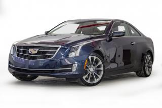 Used 2015 Cadillac ATS Navi Hud Toit Cuir for sale in Montréal, QC