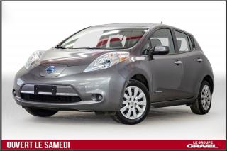 Used 2016 Nissan Leaf S Plus Charge rapide for sale in Montréal, QC