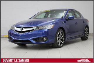 Used 2016 Acura ILX A-Spec Tech Gps for sale in Montréal, QC