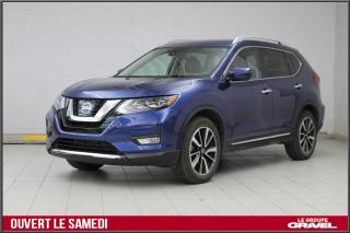 Used 2017 Nissan Rogue SL Platinum AWD for sale in Montréal, QC