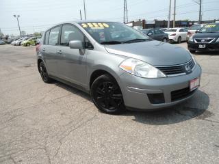 Used 2008 Nissan Versa AUTO 5 DR HATCH PW PL A/C SAFETY 4 NEW BRAKES+TIRE for sale in Oakville, ON