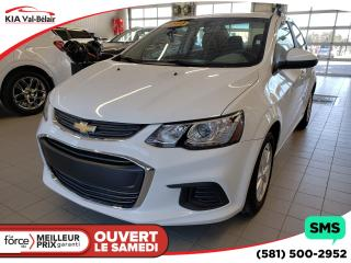 Used 2018 Chevrolet Sonic Lt Lecteur Cd A/c for sale in Québec, QC