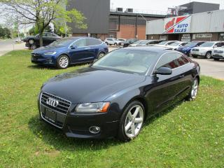 Used 2012 Audi A5 2.0L Premium Plus~SUNROOF~AWD~BSM~LOW KM'S~ for sale in Toronto, ON