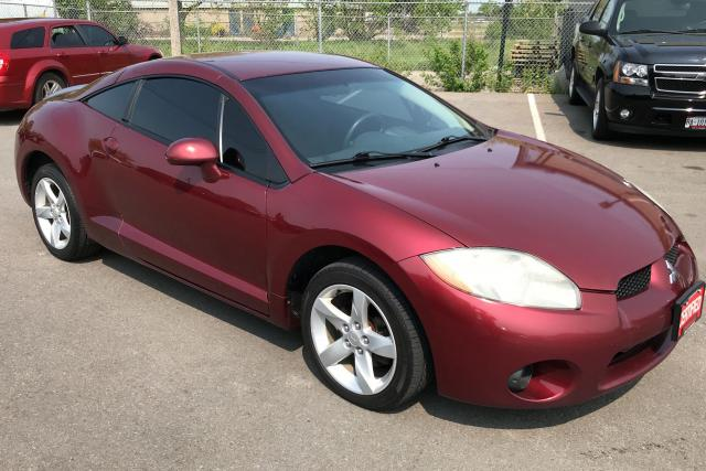 2006 Mitsubishi Eclipse ** HTD SEATS,BLUETOOTH , CRUISE **