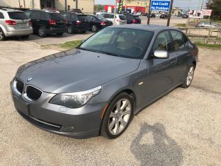 Used 2008 BMW 5 Series 535XI for sale in Bradford, ON
