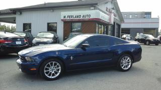 Used 2010 Ford Mustang Coupé 2 portes V6 for sale in Sherbrooke, QC