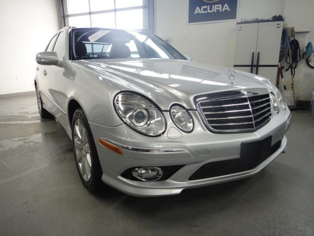 2009 Mercedes-Benz E-Class PANO ROOF,NO ACCIDENT,NAVI,MUST SEE