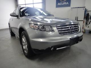 Used 2008 Infiniti FX35 AWD,NO ACCIDENT,MUST SEE for sale in North York, ON