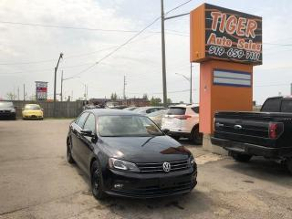 Used 2015 Volkswagen Jetta TDI HIGHLINE*ONLY 88KMS*LEATHER*NAVI*MANUAL*DIESEL for sale in London, ON