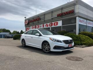 Used 2016 Hyundai Sonata 2.0T Sport Ultimate | Fully Loaded for sale in Port Dover, ON