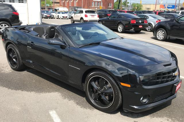 2012 Chevrolet Camaro 2SS ** 6.2L V8, CUSTOM EXHAUST **