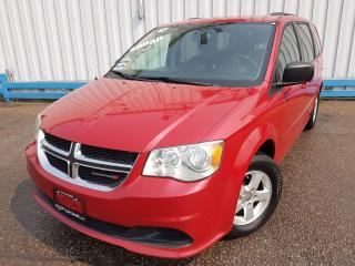 Used 2012 Dodge Grand Caravan SE *STOW N GO* for sale in Kitchener, ON
