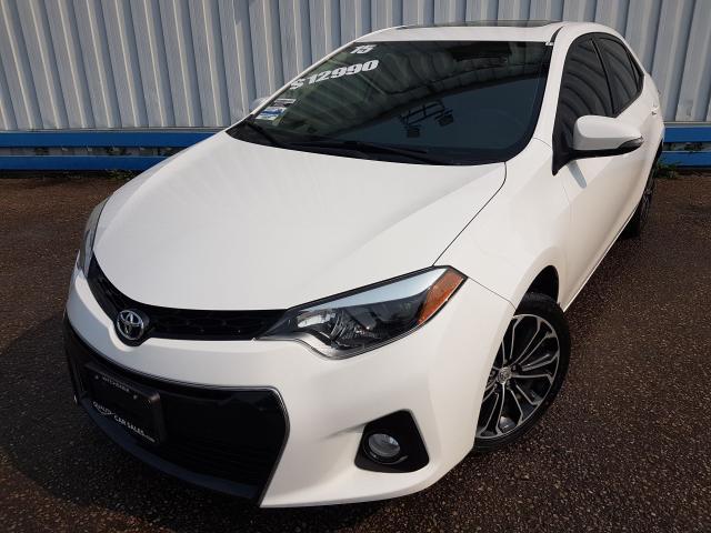2015 Toyota Corolla S *SUNROOF*