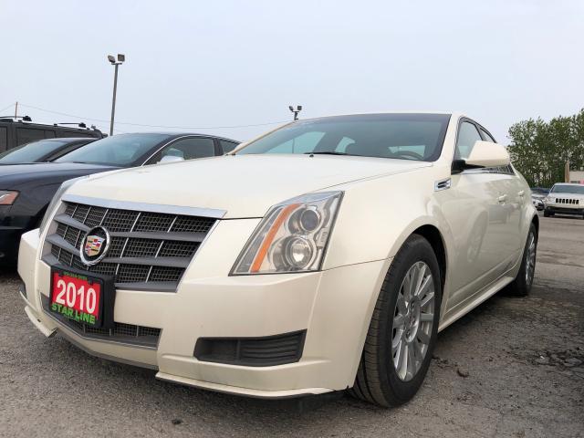 2010 Cadillac CTS CTS4