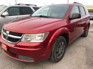 Used 2009 Dodge Journey SE for sale in Pickering, ON