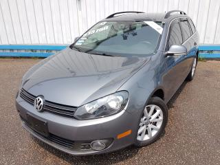 Used 2013 Volkswagen Golf Wagon Comfortline TDI *DIESEL* for sale in Kitchener, ON