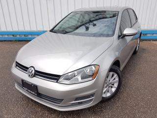 Used 2015 Volkswagen Golf TDI Trendline *DIESEL* for sale in Kitchener, ON