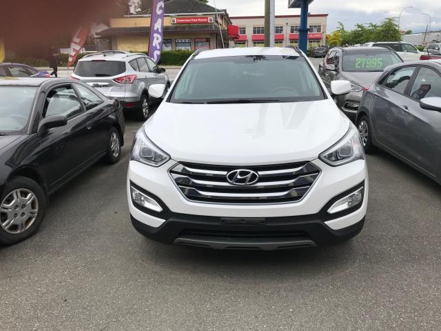 2016 Hyundai Santa Fe Sport Premium