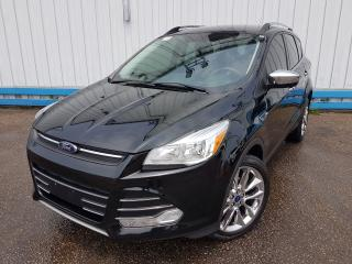 Used 2016 Ford Escape SE *NAVIGATION* for sale in Kitchener, ON