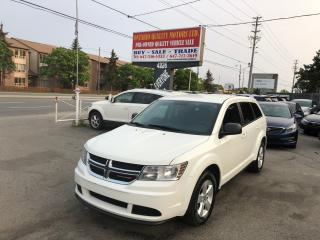 Used 2013 Dodge Journey for sale in Toronto, ON