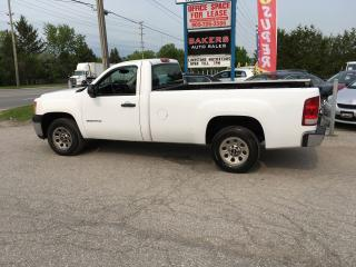 Used 2011 GMC Sierra 1500 WT for sale in Newmarket, ON