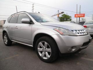 Used 2006 Nissan Murano SL for sale in Brampton, ON
