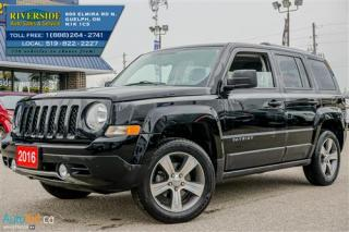Used 2016 Jeep Patriot SPORT for sale in Guelph, ON