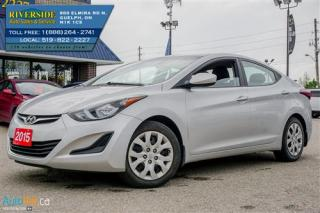 Used 2015 Hyundai Elantra SE for sale in Guelph, ON