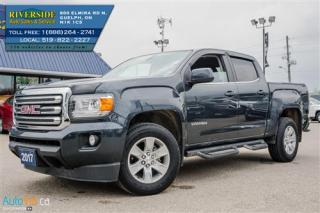 Used 2017 GMC Canyon SLE for sale in Guelph, ON