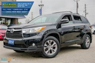 Used 2014 Toyota Highlander LE for sale in Guelph, ON