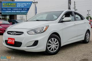 Used 2013 Hyundai Accent GLS for sale in Guelph, ON