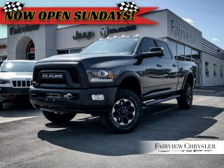 Used 2017 RAM 2500 Power Wagon   Sunroof   Spray-IN   TOW Mirrors for sale in Burlington, ON