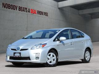 Used 2010 Toyota Prius Hybrid*Push Button*Ecodrive*Clean*EV for sale in Mississauga, ON