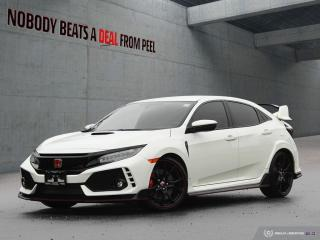 Used 2017 Honda Civic Type R Turbo*NO Accidents*Never Raced*Gorgeous for sale in Mississauga, ON