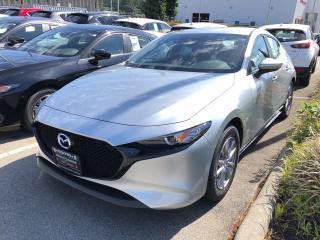New 2019 Mazda MAZDA3 Sport GX 6sp for sale in North Vancouver, BC