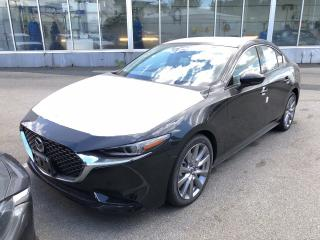 New 2019 Mazda MAZDA3 GT at for sale in North Vancouver, BC