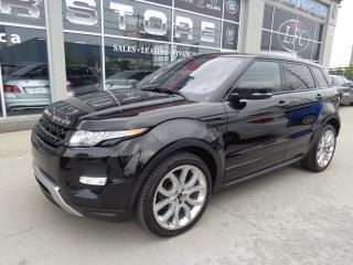 Used 2012 Land Rover Evoque Pure Plus. DYNAMIC PREMIUM for sale in Etobicoke, ON
