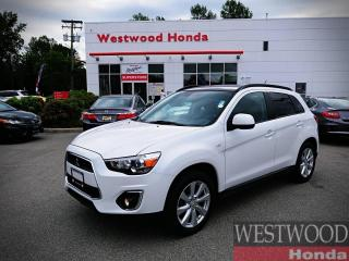Used 2013 Mitsubishi RVR GT - 4WD - (S-CVT) for sale in Port Moody, BC