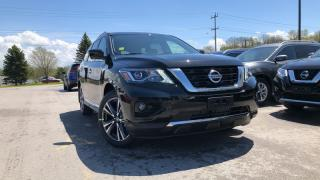 Used 2019 Nissan Pathfinder Platinum 3.5L V6 for sale in Midland, ON