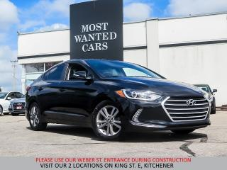 Used 2017 Hyundai Elantra Limited | HEATED SEATS | BLUETOOTH for sale in Kitchener, ON