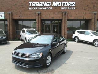 Used 2015 Volkswagen Jetta NO ACCIDENTS | BIG SCREEN | REAR CAM | HEATED SEATS | B/T for sale in Mississauga, ON