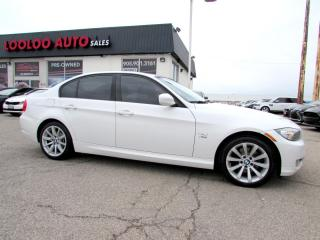 Used 2011 BMW 3 Series 328i xDrive 6 SPEED BLUETOOTH CERTIFIED for sale in Milton, ON