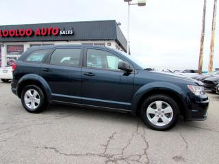 Used 2014 Dodge Journey SE Automatic 2.4L Certified 2YR Warranty for sale in Milton, ON