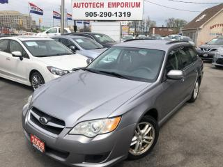 Used 2009 Subaru Legacy Wagon 2.5i AWD Heated Seats/Trade Special for sale in Mississauga, ON