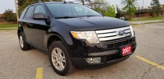 Used 2007 Ford Edge FWD 4dr SE for sale in Mississauga, ON