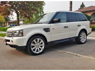 Used 2008 Land Rover Range Rover Sport 4WD 4dr for sale in Oakville, ON
