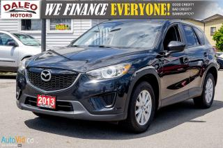 Used 2013 Mazda CX-5 GX | AWD | NAV | BLUETOOTH for sale in Hamilton, ON
